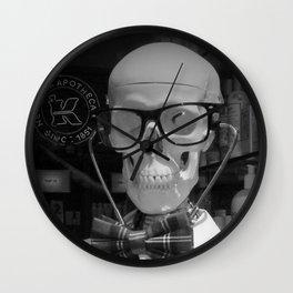 Mad Doc Wall Clock