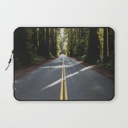 Redwoods Road Trip - Nature Photography Laptop Sleeve