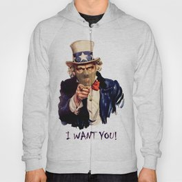 Uncle Sam Hoody