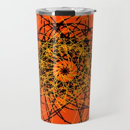 The Sun Is Making Decisions Today Travel Mug