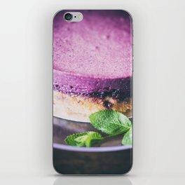 Lavander Cake iPhone Skin