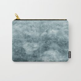 Blue thistle Carry-All Pouch