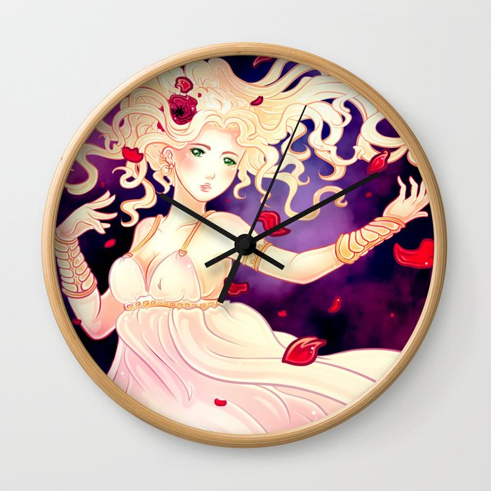 Demeter Wall Clock