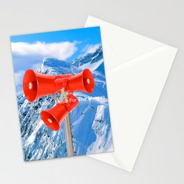 "DM ""Music For The Masses"" Stationery Cards"