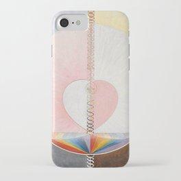 Hilma af Klint, Group IX/UW No. 25 iPhone Case