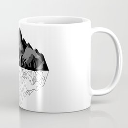 Mountains Bear Coffee Mug