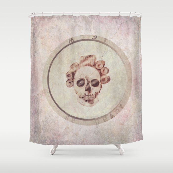 Ready Shower Curtain