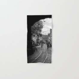 Streets of Freiburg Hand & Bath Towel
