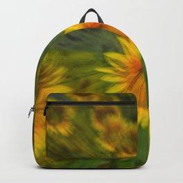 SUNFLOWERS 5 Backpack