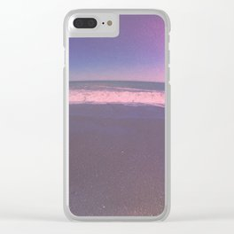 LANDS Clear iPhone Case