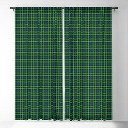 Graham Tartan Plaid Blackout Curtain