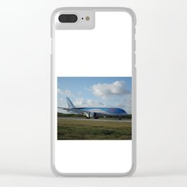 Dreamliner Clear iPhone Case