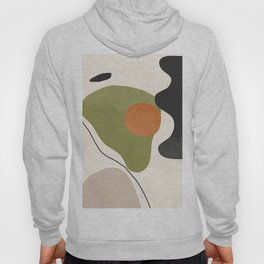 Abstract Shapes 60 Hoody
