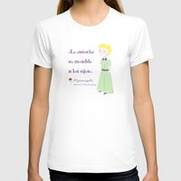 little prince T-shirts featuring Cute little prince by Pendientera