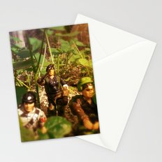The long wait Stationery Cards