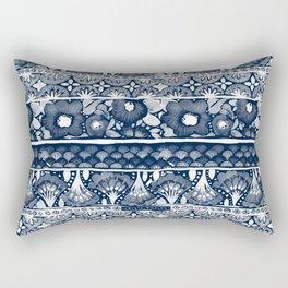 Boho Indigo Rectangular Pillow