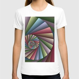 math is beautiful -91- T-shirt