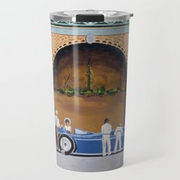 The Brighton Bluebird Travel Mug