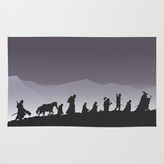 The Fellowship Rug