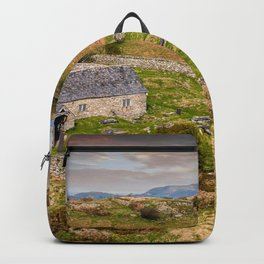 St Celynnin Church Wales Backpack