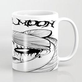 Black Metal Sailor Moon Coffee Mug