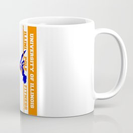Illini Pole Fitness Logo Coffee Mug