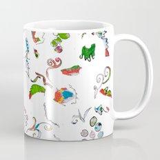 Grape bubbles Mug