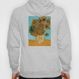 Vincent van Gogh - Still Life Vase with Twelve Sunflowers Hoody