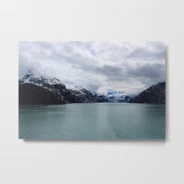 Johns Hopkins Glacier Metal Print