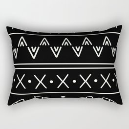Rustic Life #1 Rectangular Pillow