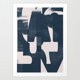 Typefart 006 Art Print