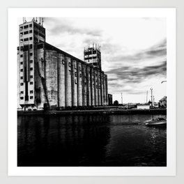 Collingwood Art Print