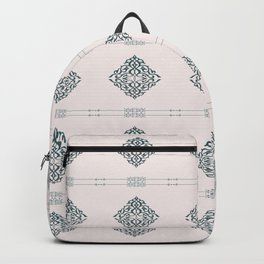 Chic Classique (viridian green) Backpack