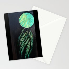 Catching Northern Lights Stationery Cards