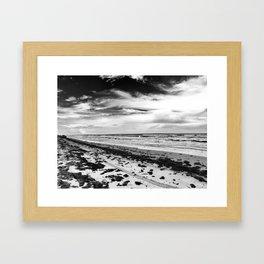 South Padre Island Framed Art Print
