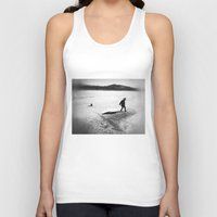 wild things Tank Tops featuring Where The Wild Things... by Wolf Feather