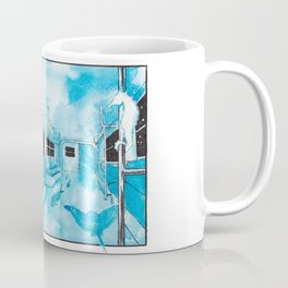 Underwater Subway Coffee Mug
