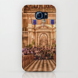 Oldest Catholic Church in the USA iPhone Case