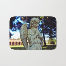 Calvary angel Bath Mat