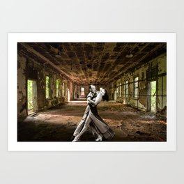 Love Eternal Art Print