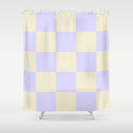 Retro Mairu Shower Curtain