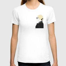 Bad Ass Blondie - Print T-shirt