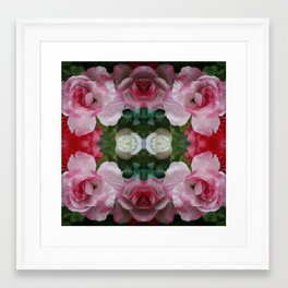 Flower Crown (Part 2) Framed Art Print