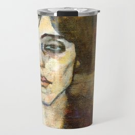 "Amedeo Modigliani ""Portrait of Maude Abrantes"" Travel Mug"