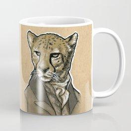 Suave Cheetah Coffee Mug