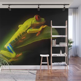 TREE FROG Wall Mural