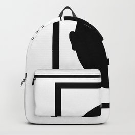 Clear your mind Backpack