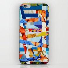 Marko (stripes 8) iPhone & iPod Skin