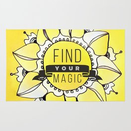 Find Your Magic Rug