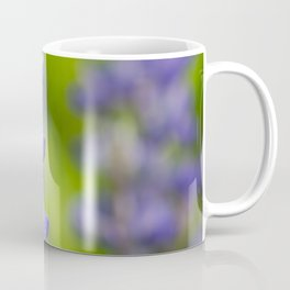 Yellowstone National Park - Silver Lupine Coffee Mug